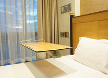 Терпеливая комната в больнице Стоковая Фотография