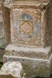 Терпя художественное произведение и дизайн Геркуланума Стоковая Фотография RF