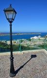терраса моря malta Стоковые Фотографии RF