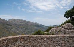 Терраса сухого камня Стоковые Фото