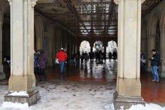 Терраса 127 Bethesda Стоковое Изображение