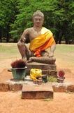 терраса leper короля Камбоджи angkor Стоковые Изображения