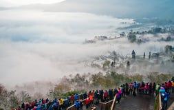 Терраса Yuanyang Стоковое Изображение RF