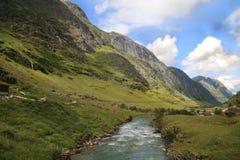 Территория национального парка Jostedalsbreen, Норвегии стоковое изображение rf