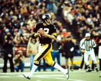 Терри Bradshaw Питтсбург Steelers стоковые изображения rf