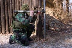 террорист Стоковая Фотография RF