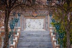 Теруэль, Арагон, Испания стоковое фото rf