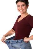 теряющ вес серии Стоковая Фотография RF