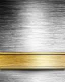 тесемка пергамента предпосылки коричневая золотистая бесплатная иллюстрация