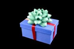 тесемка подарка коробки Стоковые Изображения
