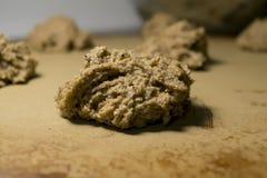 Тесто печенья амаранта Стоковое Изображение