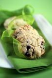 тесто печенья шоколада обломока стоковое фото rf