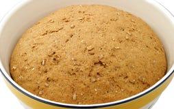 тесто хлеба сердечное Стоковая Фотография RF