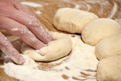 тесто хлеба Стоковые Фото