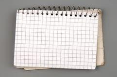 тетрадь Стоковое Изображение RF