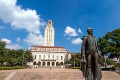 Техасский университет Стоковые Изображения RF
