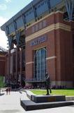 Техас a и футбольный стадион поля m Кайла Стоковое Изображение RF