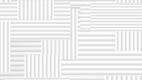 Техник серого цвета striped абстрактная геометрическая видео- анимация иллюстрация вектора