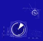 Техническая предпосылка иллюстрация вектора