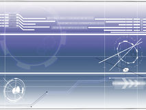 Техническая предпосылка иллюстрация штока