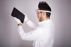 Техническое человека электронное стоковая фотография