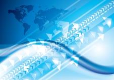 технология интернета соединения Стоковые Изображения RF