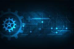 Технология и информация о механически Стоковые Фотографии RF