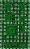технология микросхемы Стоковые Изображения RF