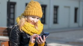 Технология, образ жизни, сообщение и отснятый видеоматериал запаса ко сток-видео