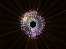 технология радужки Стоковые Фотографии RF