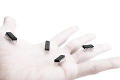 технология ручки nano Стоковые Фотографии RF