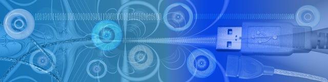 технология соединений иллюстрация вектора