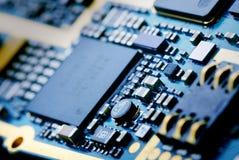 технология электроники стоковая фотография rf