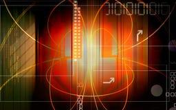 технология Стоковые Фотографии RF