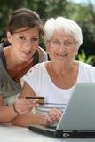 технология intergeneration Стоковая Фотография RF