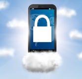 Технологии облака стоковое изображение rf