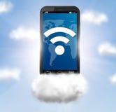 Технологии облака стоковые изображения rf