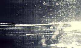 Технологии сети и концепция безопасностью стоковые изображения