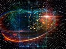 Технологии частицы Стоковое фото RF