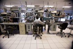 Технологический работник стоковое изображение rf