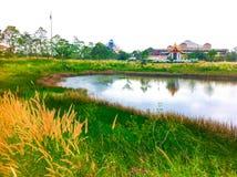 Технологический университет северный Бангкок mongkut короля Стоковые Изображения