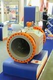 Технологическое оборудование для трубопроводов Стоковое Изображение RF
