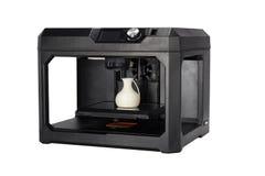 технология печатания 3d Стоковое фото RF