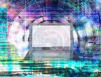 Технология соединения нововведения Стоковое Изображение