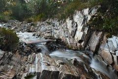 течь вода Стоковые Фото
