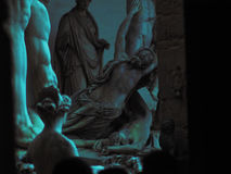 Тела, статуи стоковая фотография