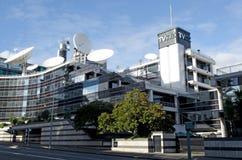 Телевидение Новая Зеландия Стоковые Изображения