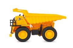 Тележка автомобиля игрушки в руке Стоковое Фото