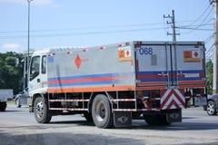 Тележка газа Ptt NGV Стоковая Фотография RF