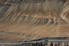 тележка и гора Стоковая Фотография